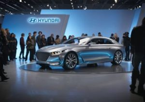 Lancement de nouvelles voitures